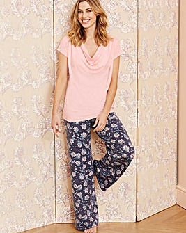 Pretty Secrets Wide Leg Trousers