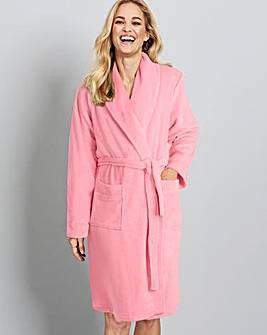 Pretty Secrets Luxury Fleece Gown