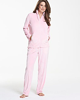 Pretty Secrets Soft Velour Lounge Set