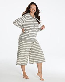 Pretty Secrets Stripe Lounge Culottes