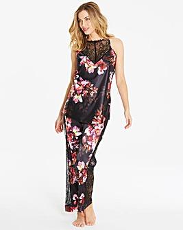 Figleaves Curve Lace Blossom Pyjama Set
