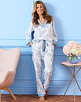 Pretty Secrets Cotton Pyjama Set
