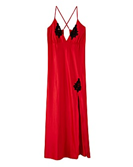 The Wildfire Luxury Chemise