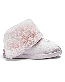 Heavenly Soles Slipper Boots