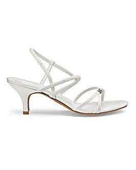 Heavenly Soles Sandals EE/EEE Fit