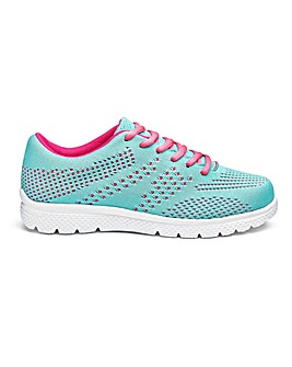 Cushion Walk Trainers E Fit