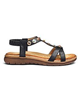 Heavenly Soles Sandals E Fit