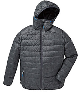 Snowdonia Graphite Duck Down Jacket