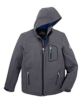 Snowdonia Graphite Soft Shell Jacket