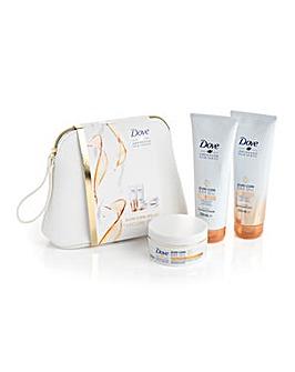 Dove Dry Oil Haircare Ritual Gift Set