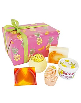Bomb Cosmetic Totally Tropical Pineapple