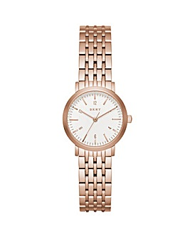 DKNY Minetta Ladies Rose Bracelet Watch