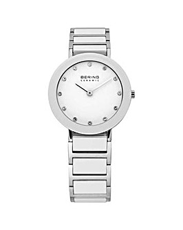 Bering Ladies Ceramic Bracelet Watch