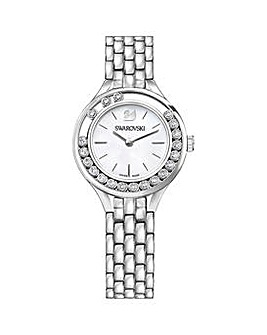 Swarovski Lovely Crystals Silver Watch