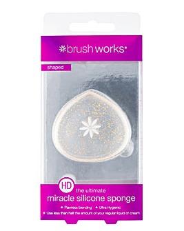 Brush Works Shaped Silicone Sponge