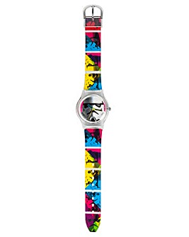 STAR WARS RETRO STYLE QA WATCH