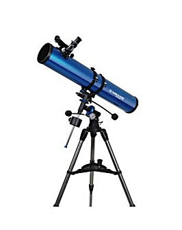 Meade Polaris 114 EQ Reflector Telescope