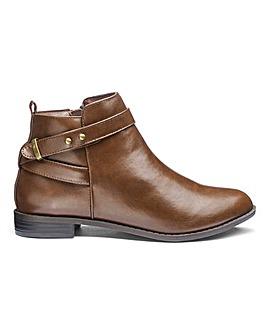 Rita Buckle Boots EEE Fit