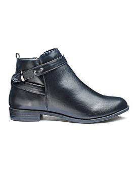 Rita Buckle Boots E Fit