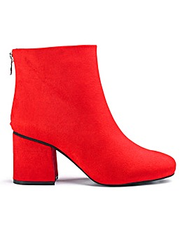Patsy Ankle Boot E Fit