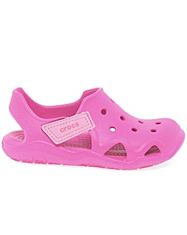 Crocs Swiftwater Wave Girls Sandals