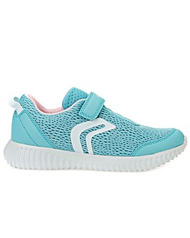 Geox Waviness Girls Junior Trainers