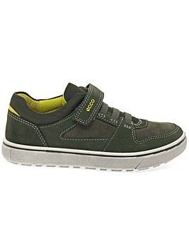 Ecco Glyder Boys Rip Tape Shoes