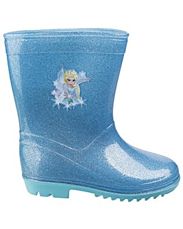 Frozen Elsa Girls Wellington