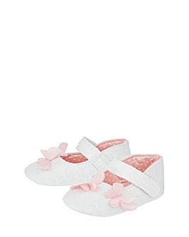 Monsoon Beatrix Butterfly bootie