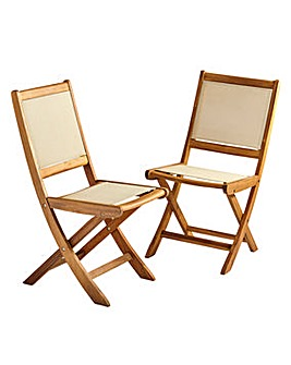 Stockholm Pair of Chairs