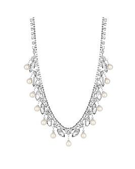 Jon Richard Pearl Drop Necklace