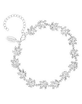 Alan Hannah Crystal Cluster Bracelet