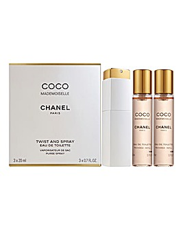 Chanel Coco Mademoiselle Purse Spray Set