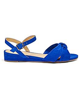 Violet Knot Sandal EEE Fit