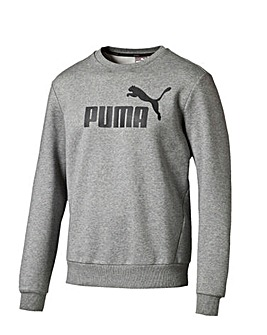 Puma Essential Crew Neck Sweatshirt
