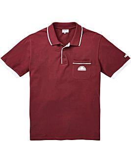 Ellesse Bachman Pique Pocket Polo R