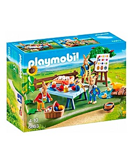 Playmobil Easter Bunny Workshop