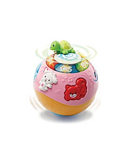 VTech Crawl and Learn Ball - Pink.