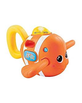 VTech Sing and Splash Fish Bath Toy.
