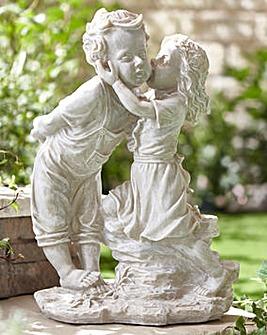 Kissing Boy & Girl