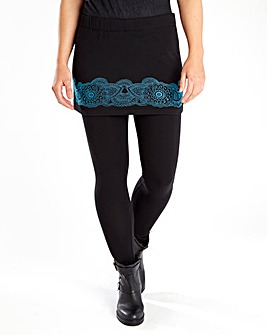 Joe Browns Fabulous Flocked Leggings