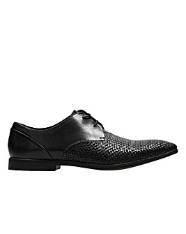 Clarks Bampton Weave  Shoes
