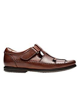 Clarks Un Gala Strap  Sandals