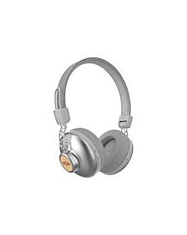 2.0 Wireless Headphones - Silver.