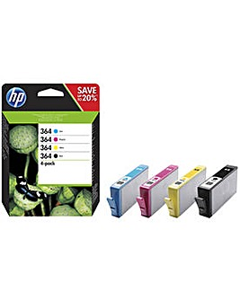 Black /Colour Combo Pack Ink Cartridge