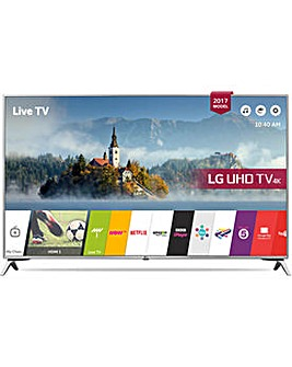LG  49Inch Smart 4K Ultra HD TV with HDR