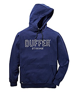 Duffer Hooded Sweatshirt Long