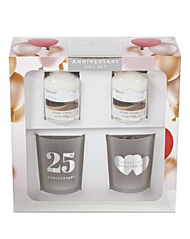 Colonial Candle Anniversary Gift Set