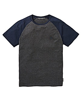 French Connection Raglan Sleeve T-Shirt