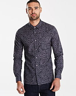 French Connection Floral Party Shirt